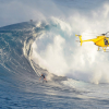 A Big Swell at Jaws