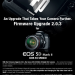 Canon Announces New Firmware for 5D MarkII