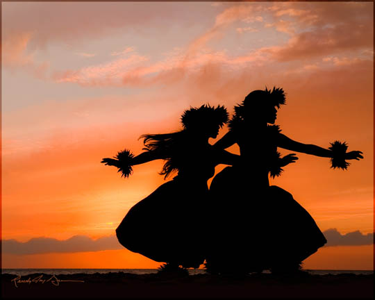 Hula-Girls-Silhouette-8x10-re-do-12-29